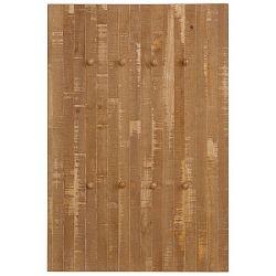 Nástěnný věšák z masivního borovicového dřeva Støraa Rafael