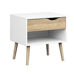 Noční stolek se zásuvkou Evergreen House Delta