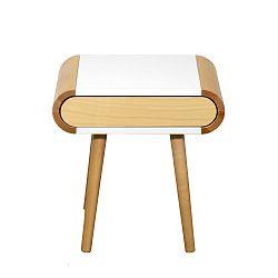 Noční stolek se zásuvkou Wermo Fun