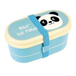 Obědový bento box Rex London Miko The Panda