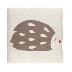 Oboustranný polštář Art For Kids Hedgehog