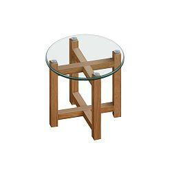 Odkládací stolek Actona Melia, ⌀ 50 cm
