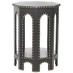 Odkládací stolek Amala, šedý