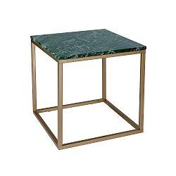 Odkládací stolek s mramorovou deskou RGE Accent