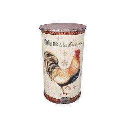 Odpadkový koš Antic Line Gallo, ⌀ 27,5 cm