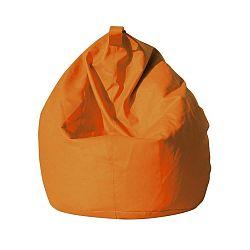 Oranžový sedací vak Evergreen House Trendy