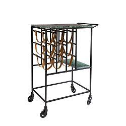 Pojízdný servírovací stolek Dutchbone Mil