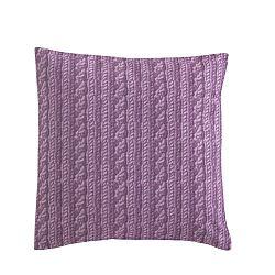 Polštář Geese Knitted, 45x45cm