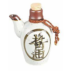 Porcelánová lahvička na sójovou omáčku Tokyo Design Studio Soy,170ml