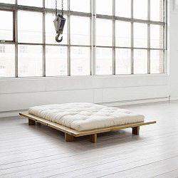 Postel Karup Japan Honey, 140x200 cm
