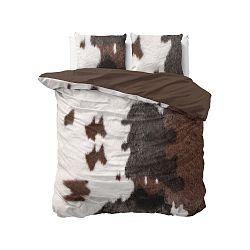 Povlečení na dvoulůžko z čisté bavlny Sleeptime Cowboy, 240 x 220 cm