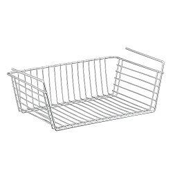 Přídavný košík pod poličku Metaltex Basket, hloubka39 cm