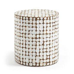 Příruční stolek La Forma Coconut
