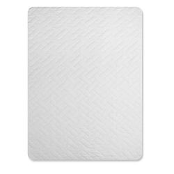 Prošívaná bavlněná matrace Quilted Matress Puro, 100 x 200 cm