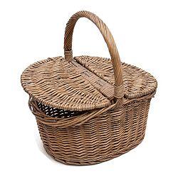 Proutěný piknikový košík Antic Line Picnico