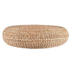 Puf z mořské trávy PT LIVING, Ø 80 cm