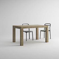 Rozkládací jídelní stůl v dekoru dubu sherwood MobiliFiver Iacopo, délka140-220cm