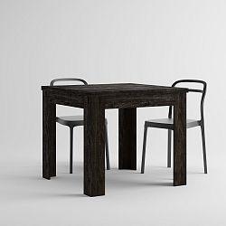 Rozkládací jídelní stůl v dekoru hnědého dubu MobiliFiver Eldorado, délka90-180cm