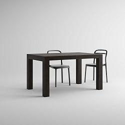 Rozkládací jídelní stůl v dekoru hnědého dubu MobiliFiver Iacopo, délka140-220cm