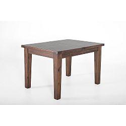 Rozkládací jídelní stůl z akáciového dřeva VIDA Living Emerson, délka 1,6 m