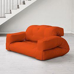 Rozkládací pohovka Karup Hippo Orange