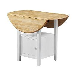 Rozkládací stůl Støraa Molly, průměr99cm