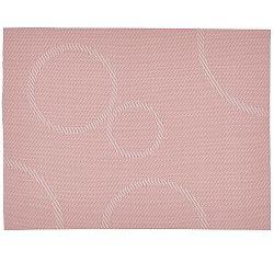 Růžové prostírání Zone Maruko, 40x30cm