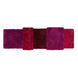 Růžový koberec Over Stripe EMKO Over Stripe