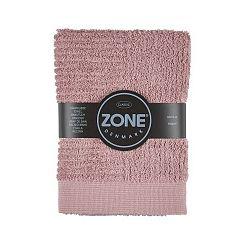 Růžový ručník Zone Classic, 50x70cm