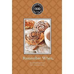 Sáček s vůní zázvoru, ořechů a skořice Creative Tops Remember When