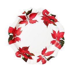 Sada 12 papírových talířů Talking Tables Botanical