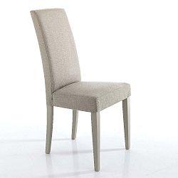 Sada 2 béžových jídelních židlí Tomasucci Lella