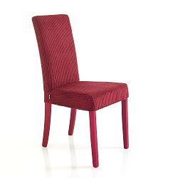 Sada 2 červených jídelních židlí Tomasucci Mary