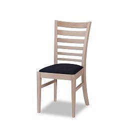 Sada 2 dřevěných jídelních židlí Furnhouse Jannie
