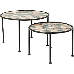 Sada 2 odkládacích stolků Kare Design Coccio