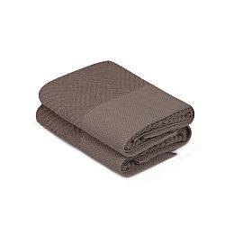 Sada 2 ručníků Lara, 50 x 90 cm
