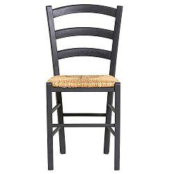 Sada 2 šedých jídelních židlí Marckeric Paloma