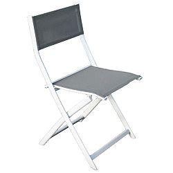 Sada 2 skládacích zahradních židlí Ezeis Vegetal
