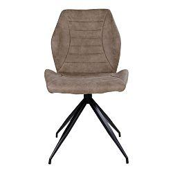 Sada 2 světle hnědých jídelních židlí House Nordic Fredericia