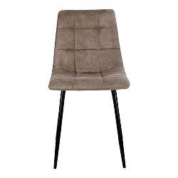 Sada 2 světle hnědých jídelních židlí House Nordic Middelfart