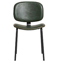 Sada 2 zelených jídelních židlí Marckeric Mali