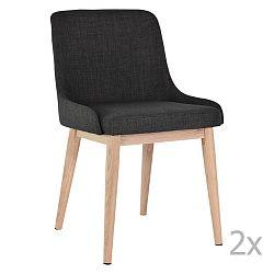 Sada 2 židlí RGE Edgar