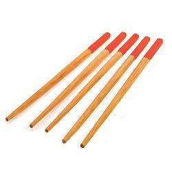 Sada 5 párů bambusových hůlek Dexam SOW Bamboo Chopsticks