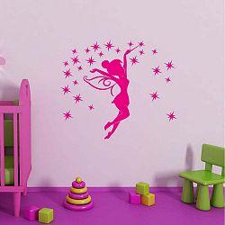 Sada samolepek Ambiance Little Fairy