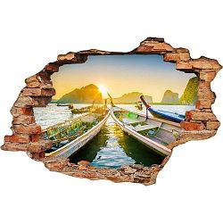 Samolepka Ambiance Landscape Thailand, 60 x 90 cm