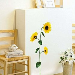 Samolepka Ambiance Sun Flowers