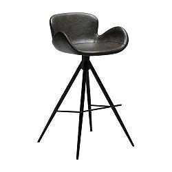 Šedá barová židle DAN-FORM Denmark Gaia