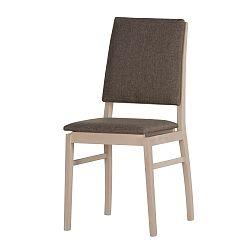 Šedá jídelní židle Szynaka Meble Desjo