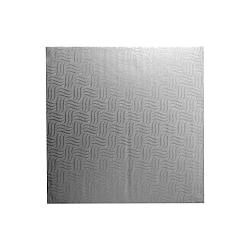 Šedá prokládací karta na dorty Mason Cash Baking, 32 x 32 cm