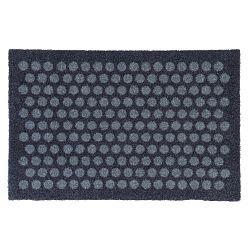 Šedá rohožka Tica Copenhagen Dot, 40x60cm